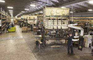 Stamping – BTD Manufacturing
